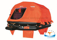 China Emergency Self Inflating Raft Safe Fast Boarding 6-37 Person Customized Service company