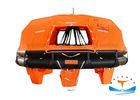 Good Quality Marine Safety Equipment & Davit - Launched Marine Life Raft 16 Man Capacity For Sea Sailing Vessel on sale