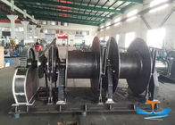 China Manual Brake Electric Anchor Winch , Sailboat Anchor Windlass BV Approved factory