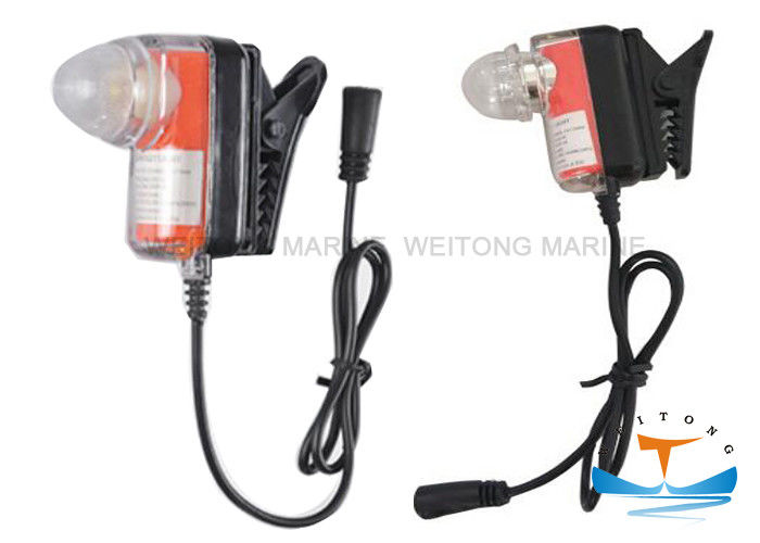 Self - Igniting Led Water Activated Lifejacket Light 4.3cd 3.6V With Lithium Battery