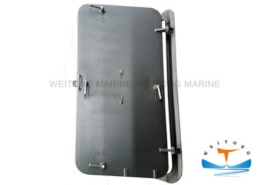 China Baking Finish Marine Watertight Doors A60 Fire Prevention High Pressure Resistant factory