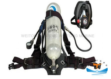 30MPa Marine Fire Fighting Equipment Steel Air Breathing Apparatus SCBA