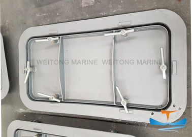 China Single Leaf Marine Watertight Doors 0.06Mpa-0.5Mpa Pressure With Singlle Handle factory
