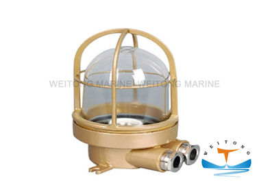 China Waterproof Marine Lighting Equipment , 220Volt 60Watt Incandescent Pendant Light factory